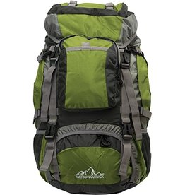 'The Zion' 40L - AB 0712 GREEN