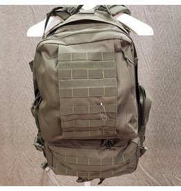 WORLD FAMOUS SPORTS LARGE 3 DAY TACTICAL BAG-GRN - 81381