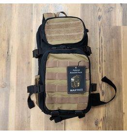 MAXTACS Hybrid Assault Pack BLK/COY 110008