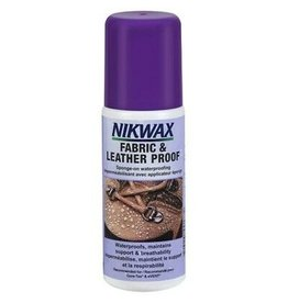 NIKWAX Nikwax- Dl791- Fabric & Leather Proof 125ml - 00177