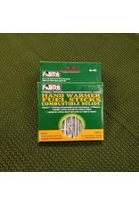 WORLD FAMOUS SALES HAND WARMER FUEL STICKS, 12 PACK - 455