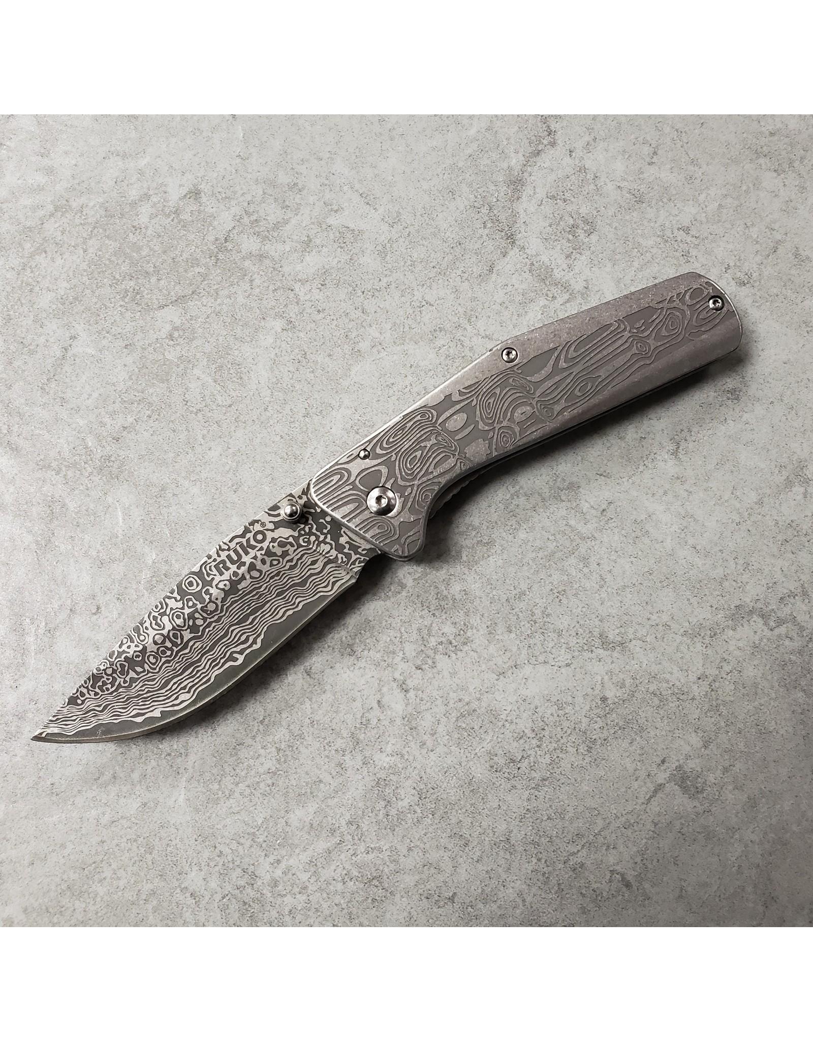 RUKO KNIVES RUKO177DA SWEET FOLDING  KNIFE