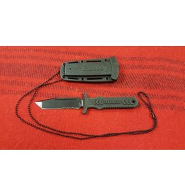 RUKO KNIVES RUKO 0098L TANTO FIXED BLADE BOOT KNIFE