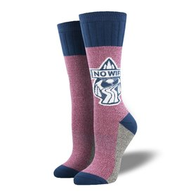 SOCKSMITH COLOURFUL KNEE LENGTH SOCKS