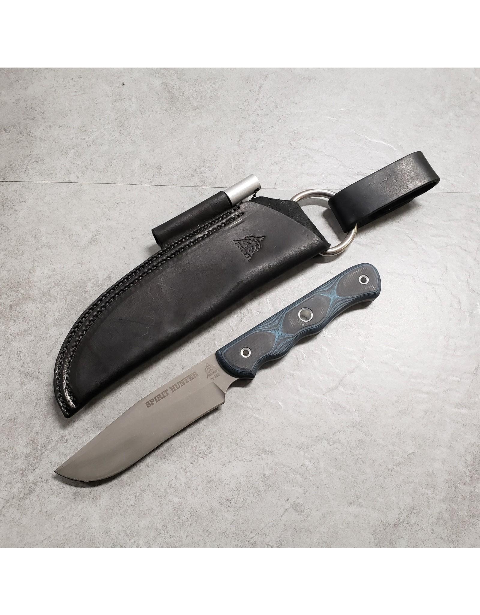 TOPS KNIVES TOPS SPIRIT HUNTER KNIFE
