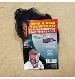 BUSHLINE OUTDOOR WORLD FAMOUS HEAD & NECK MOSQUITO NET - 3163