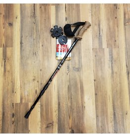 CHINOOK TECHNICAL OUTDOOR CHINOOK OUTDOOR ADJUSTABLE HIKING POLE - 51024