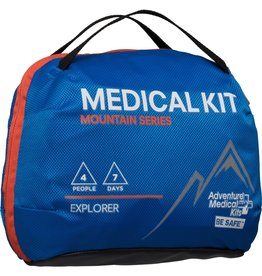 TENDER CORPORATION ADVENTURE MEDICAL KITS EXPLORER MEDICAL KIT