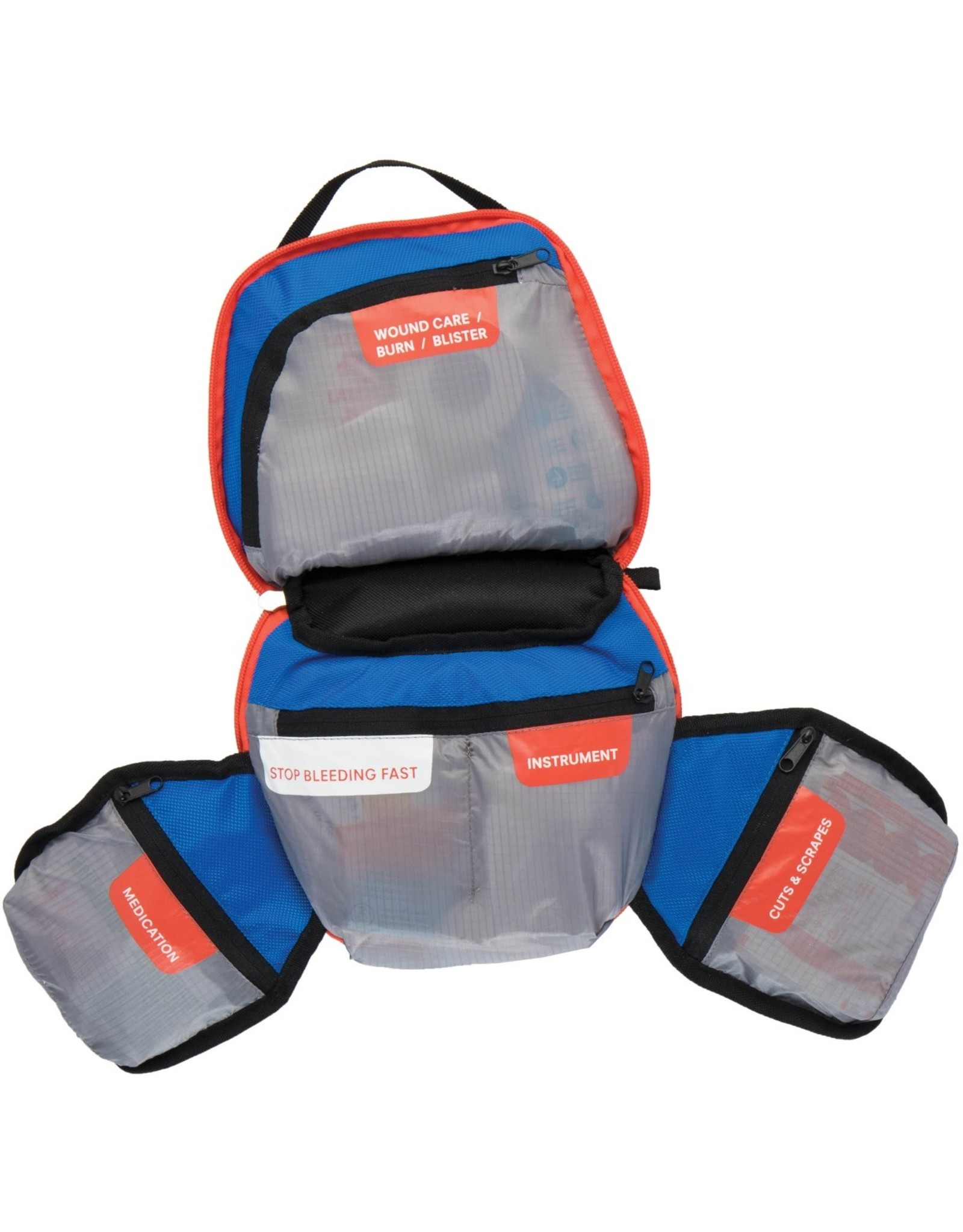 TENDER CORPORATION MOUNTAIN SERIES FIRST AID KIT BACKPACKER