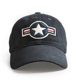 RED CANOE USAF BALL CAP