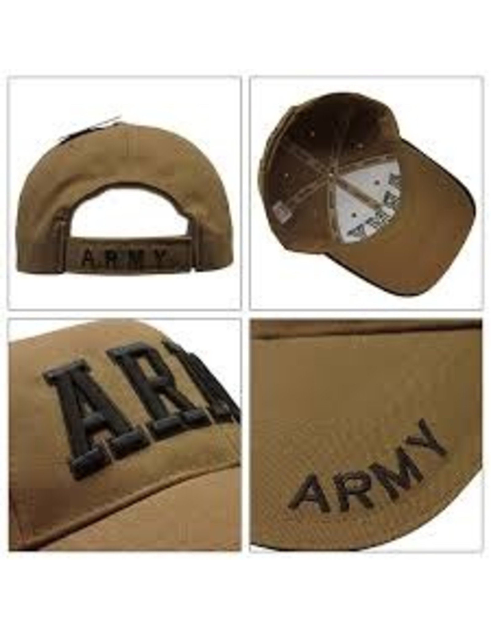 ROTHCO ARMY BASEBALL CAP - OLIVE