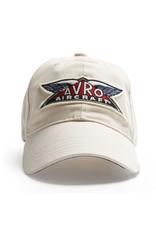 RED CANOE AVRO AIRCRAFT CAP, STONE