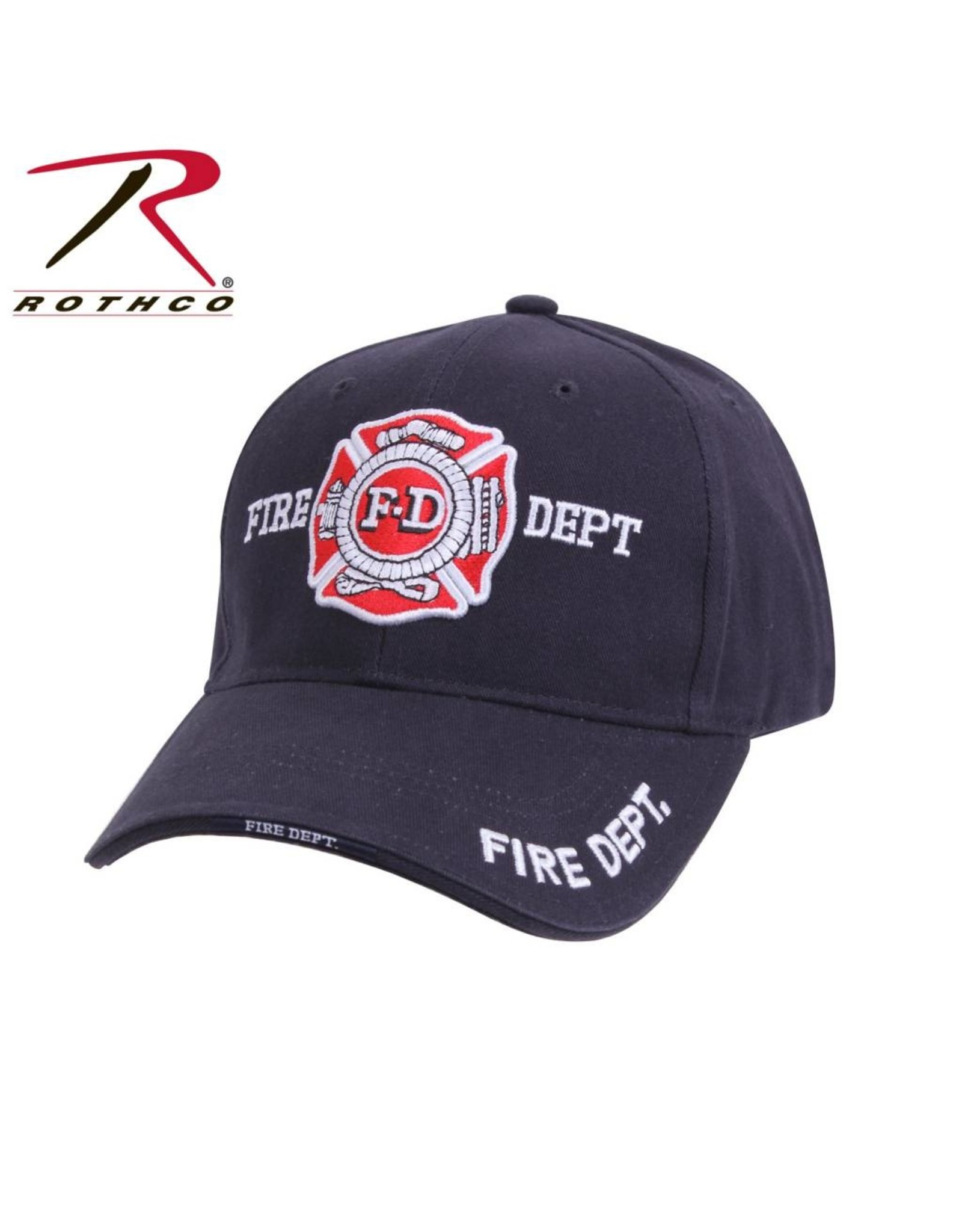 ROTHCO FIRE DEPT BASEBALL CAP