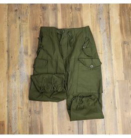SURPLUS CANADIAN FORCES WIND PANTS