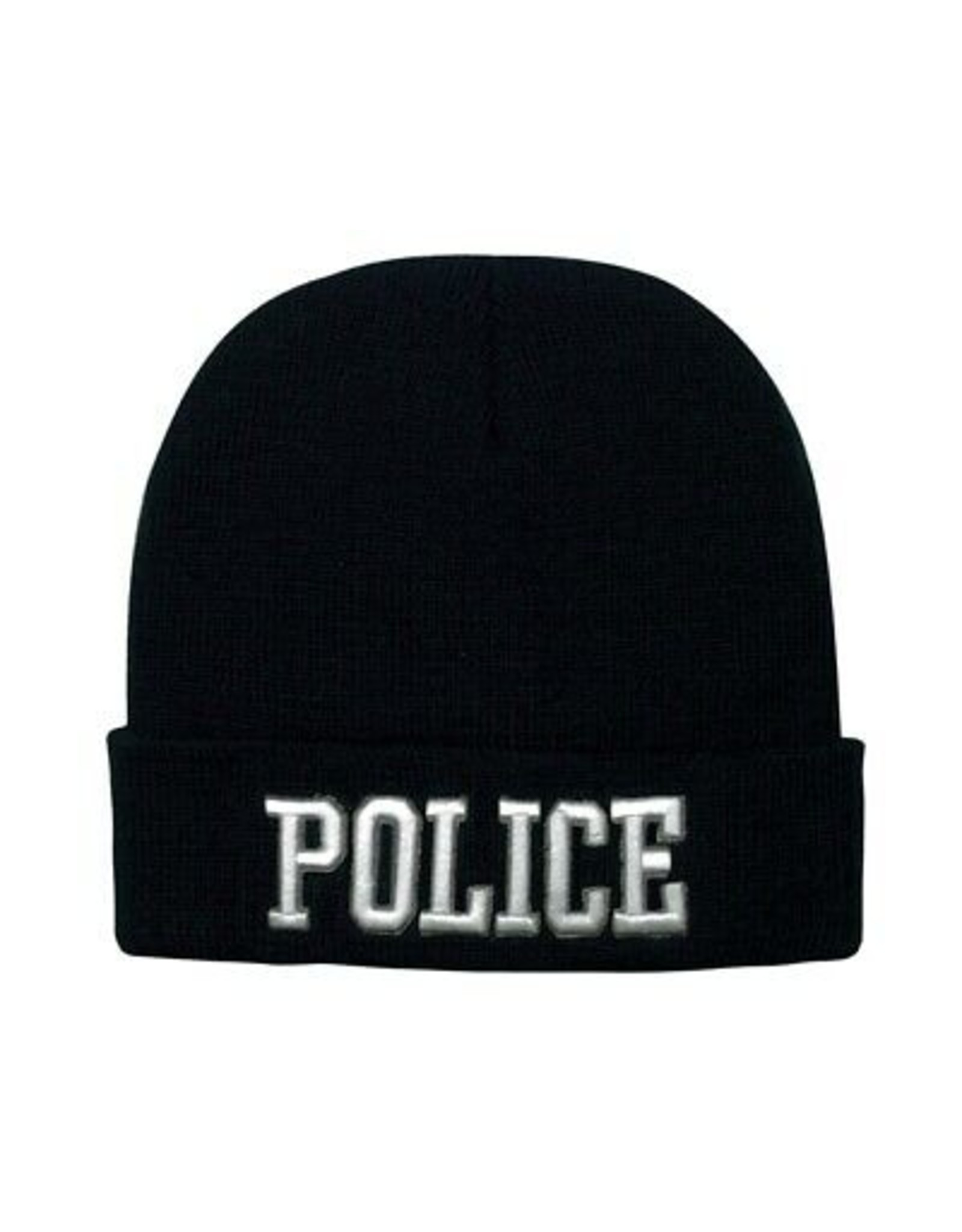 ROTHCO ROTHCO DELUXE EMBROIDERED WATCH CAP POLICE