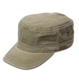 KOORINGAL KOORINGAL MEN'S LIGHT OLIVE MAO CAP RUBEN