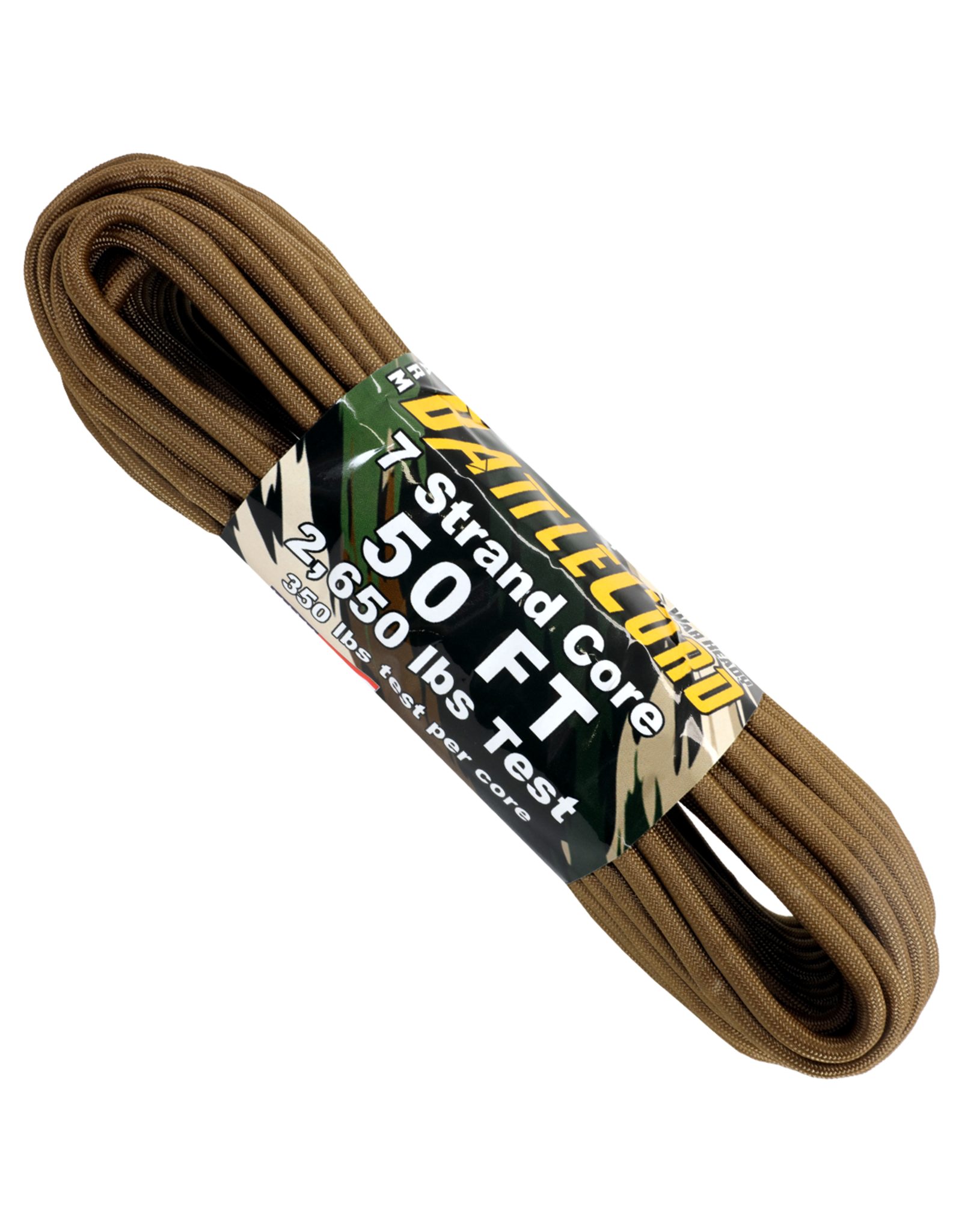 ATWOOD ROPE MFG BATTLECORD 50FT