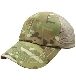 CONDOR TACTICAL MESH TACTICAL TEAM CAP WITH MULTICAM