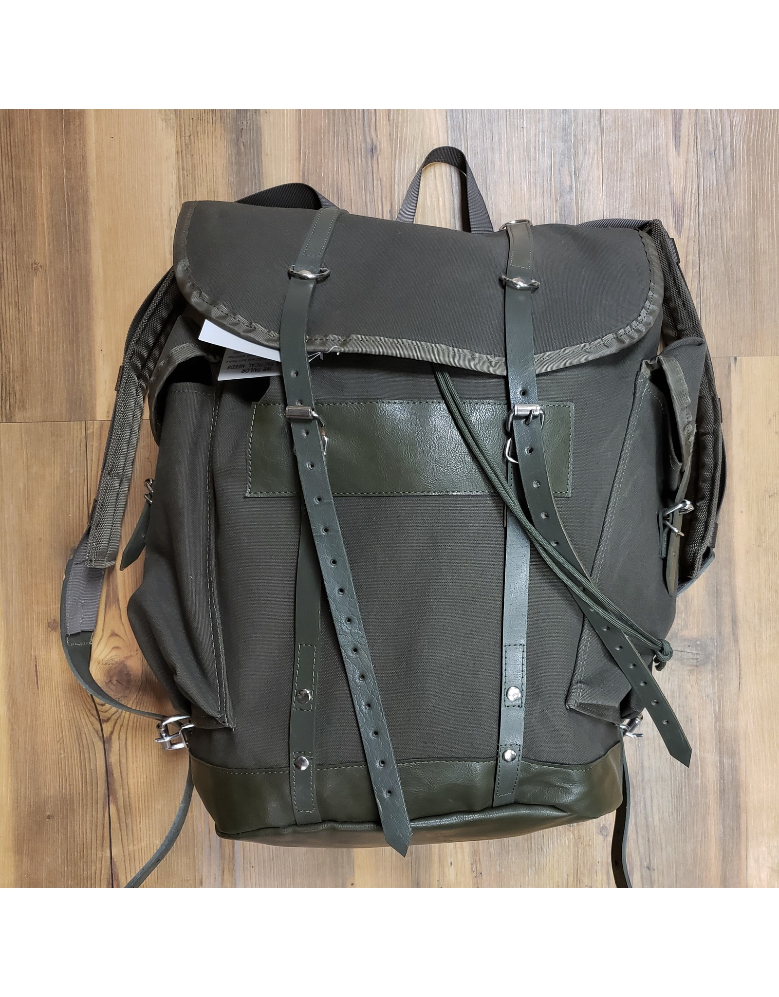 TRG GERMAN CANVAS MOUNTAIN PACK -NEW