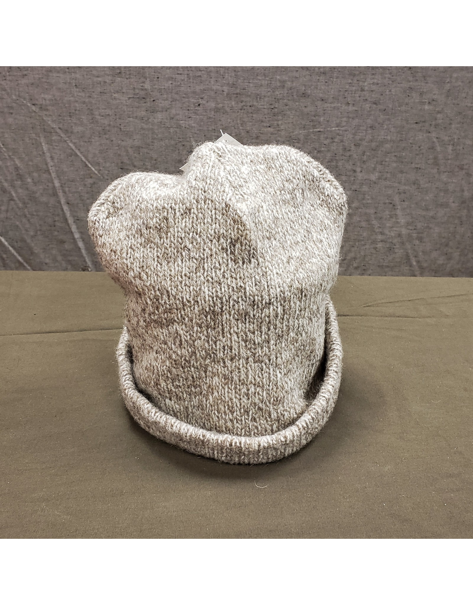 ROTHCO 100% WOOL TOQUE-BEIGE