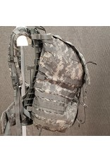 SURPLUS U.S. ACU MOLLE PACK WITH FRAME-USED