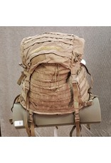 SURPLUS USMC COYOTE FILBE MOLLE PACK WITH FRAME-USED