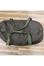 SURPLUS CANADIAN NYLON DUFFLE BAG -USED