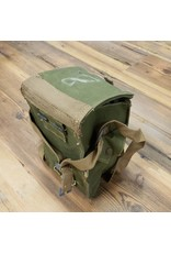 SURPLUS BRITISH GAS MASK BAG