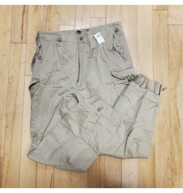 SURPLUS C.F. ARID TAN PANTS SZ L/L
