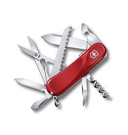 VICTORINOX SWISS ARMY EVOLUTION S17 KNIFE