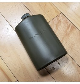 ROTHCO MILITARY OLIVE 8OZ FLASK -NEW