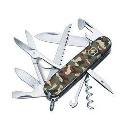 VICTORINOX SWISS ARMY HUNTSMAN CAMOUFLAGE KNIFE