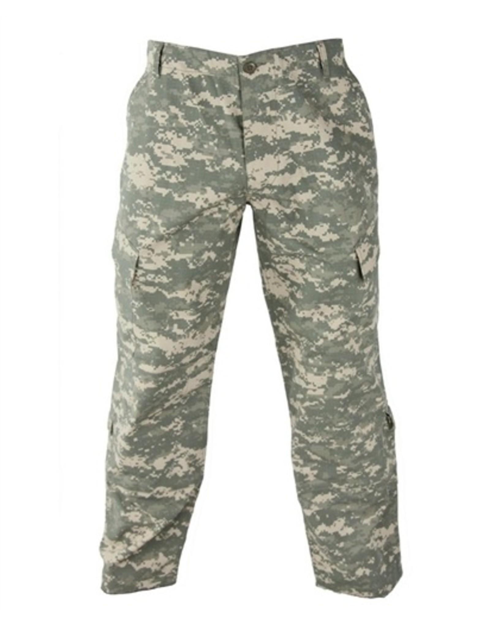 SURPLUS U.S.  ACU  COMBAT PANTS-USED