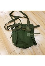SURPLUS CANADIAN GAS MASK POUCH
