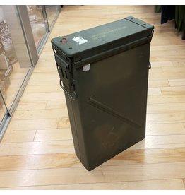 SURPLUS 81 MM CAL AMMO BOX
