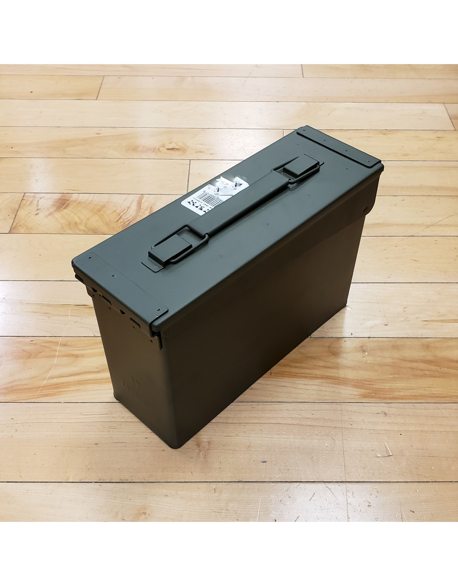 WORLD FAMOUS SALES .30 CAL AMMO BOX -NEW