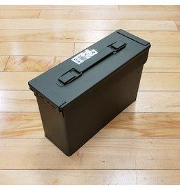 SURPLUS .30 CAL AMMO BOX -USED