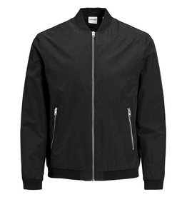 JACK & JONES JACK AND JONES JJERUSH BOMBER NOOS BLACK
