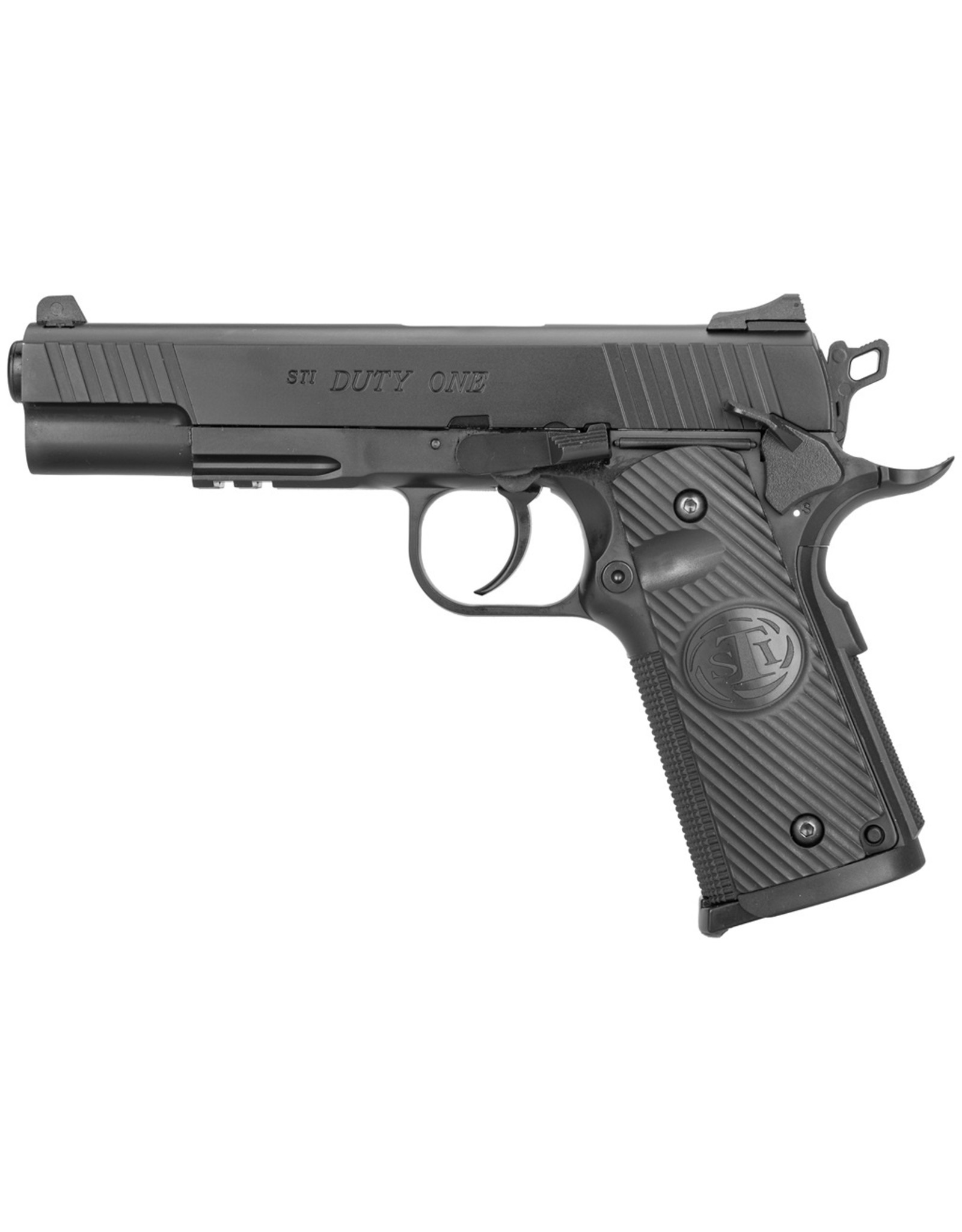 ASG STI DUTY ONE BLOWBACK BB AIR PISTOL 6MM