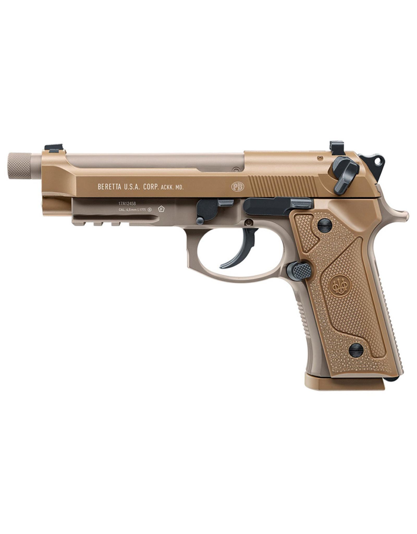 UMAREX BERETTA M9A3 BLOWBACK AIR PISTOL