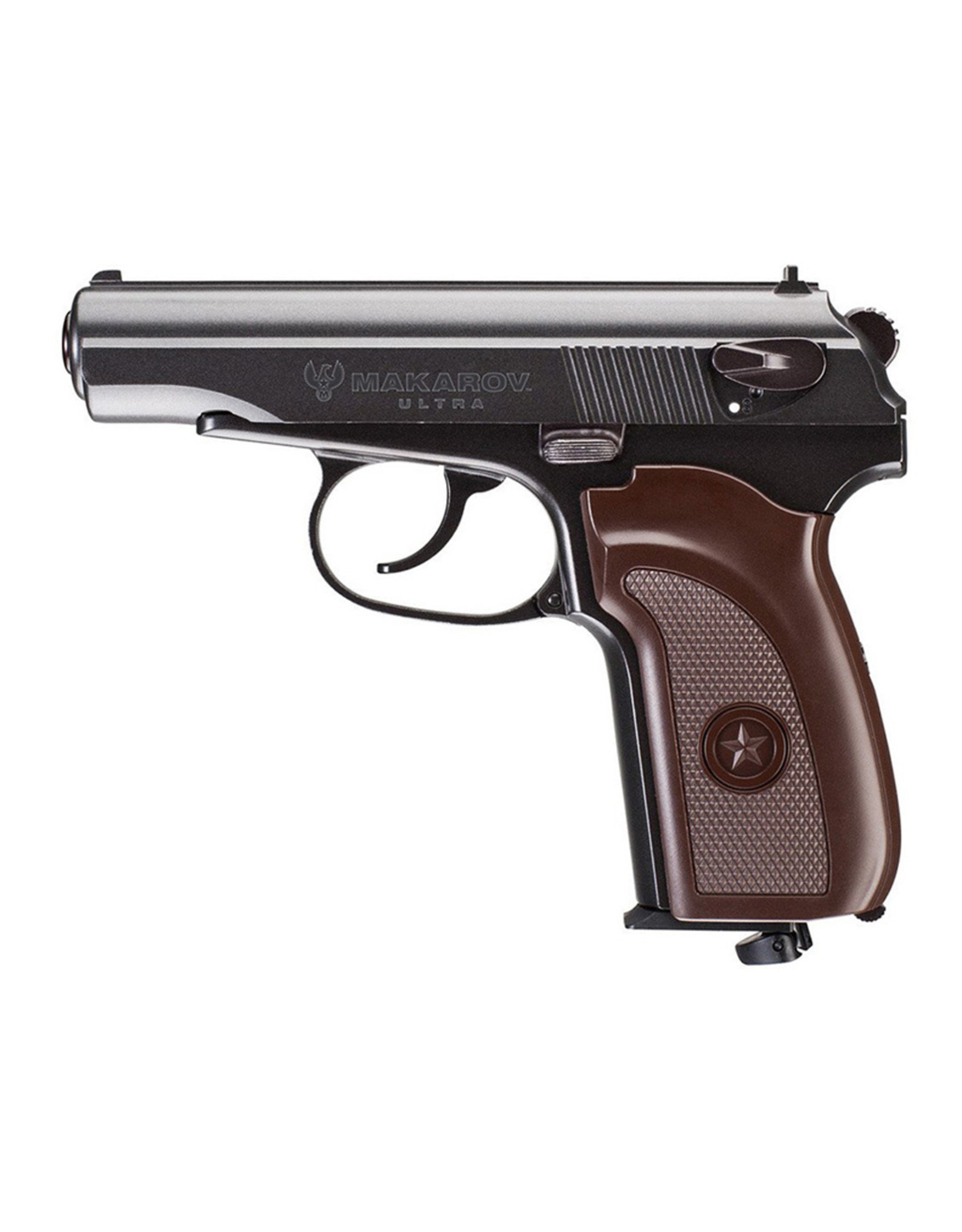 UMAREX LEGENDS MAKAROV ULTRA BLOWBACK BB AIR PISTOL