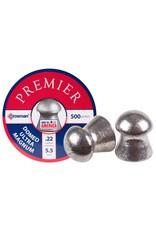 CROSMAN CROSMAN .22 HOLLOW POINT 14.3gr PREMIUM PELLETS (500ct)
