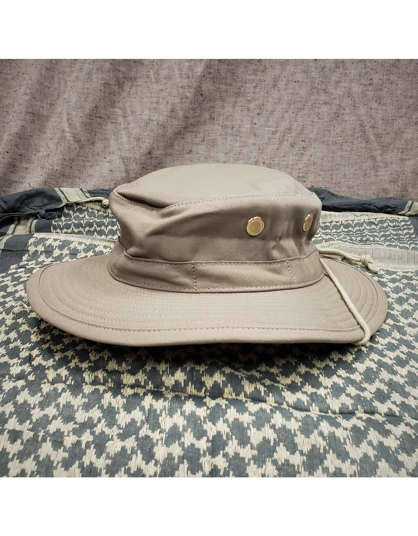 SURPLUS LOGISTIK CADET TAN BOONIE HAT