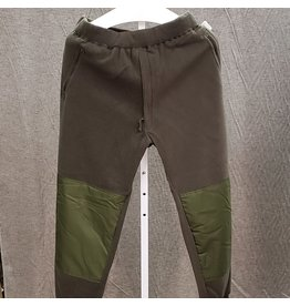 SURPLUS CANADIAN OLIVE FLEECE BOTTOM