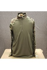 SURPLUS BRITISH TACTICAL SHIRT MULTICAM