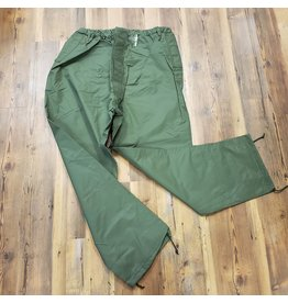 SURPLUS CANADIAN OLIVE RAIN PANT