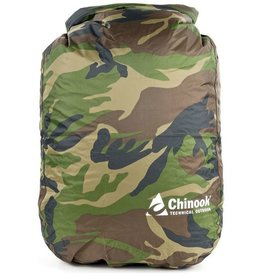 CHINOOK TECHNICAL OUTDOOR Chinook - Aqualite Waterproof Dry-bag, 45 Litres, Camo