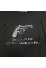 MARSHLANDS GUNS DON'T KILL T-SHIRT