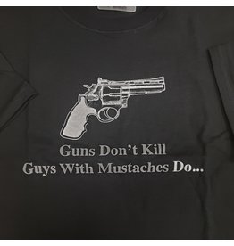 MARSHLANDS GUNS DON'T KILL T-SHIRT
