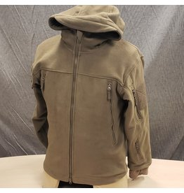 CONDOR TACTICAL CONDOR SIERRA HOODED FLEECE JACKET